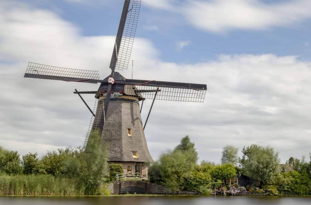 Hà Lan vùng đất của nước